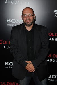 Director Olivier Megaton at the California premiere of