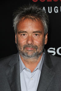 Producer Luc Besson at the California premiere of