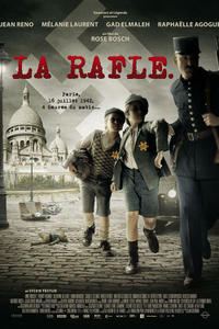 La Rafle (The Round Up) poster