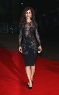 Berenice Marlohe at the after party of the Royal world premiere of