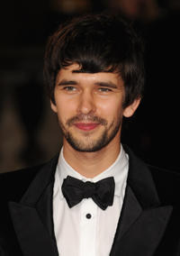 Ben Whishaw at the Royal world premiere of