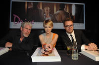 Ron Perlman, Carey Mulligan and director Nicolas Winding Refn at the Comic-Con 2011 of