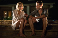 Sara Paxton and Dustin Milligan in