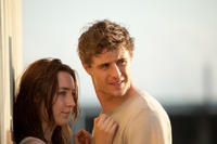 Saoirse Ronan and Max Irons in