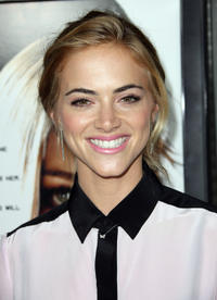 Emily Wickersham at the California premiere of