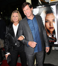 Marjolein Pare and Michael Pare at the California premiere of