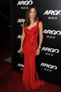 "Jennifer Garner at the California premiere of ""Argo."""