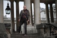 "Stellan Skarsgard as Dr. Erik Selvig in ""Thor: The Dark World."""