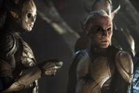 "Christopher Eccleston as Malekith in ""Thor: The Dark World."""