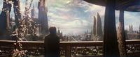 "A scene from ""Thor: The Dark World."""