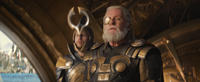 """Anthony Hopkins as Odin in """"Thor: The Dark World."""""""
