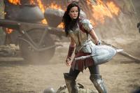 "Jaimie Alexander as Sif in ""Thor: The Dark World."""