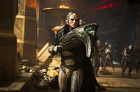 "Christopher Eccleston in ""Thor: The Dark World."""