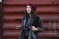 "Kat Dennings as Darcy Lewis in ""Thor: The Dark World."""