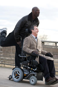Omar Sy and Francois Cluzet in