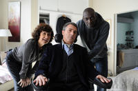 Anne Le Ny, Francois Cluzet and Omar Sy in