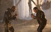 "Tom Cruise as Reacher and Jai Courtney as Charlie in ""Jack Reacher."""