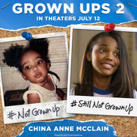 China Anne McClain in