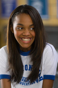 China Anna McClain as Charlotte McKenzie in