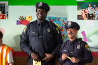 Shaquille O'Neal as Tommy and Peter Dante as Dante in