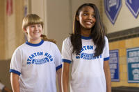 Ada-Nicole Sanger as Donna Lamonsoff and China Anna McClain as Charlotte McKenzie in