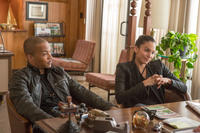 T.I. and Genesis Rodriguez in