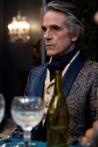 Jeremy Irons as Macon Ravenwood in