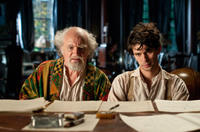 Jim Broadbent as Ayrs and Ben Whishaw as Frobisher in