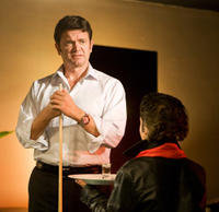 John Michael Higgins as Damon in