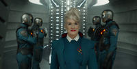 Glenn Close as Nova Prime Rael in