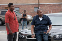 50 Cent as Malo and  Forest Whitaker as Lurue in