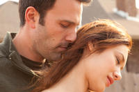 Ben Affleck and Olga Kurylenko in