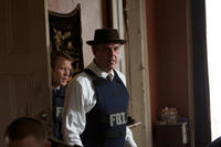 Danny Huston as Tim Harlend and Mark Valley as Fletcher in