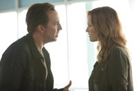 Nicolas Cage as Will Montgomery and Malin Akerman as Riley Jeffers in