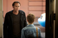Nicolas Cage as Will Montgomery and Sami Gayle as Alison Loeb in