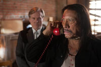William Sadler as Sheriff Doakes and Danny Trejo as Machete in