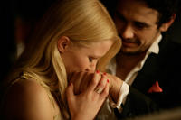 Ashley Hinshaw as Angelina and James Franco as Francis in