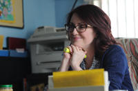 Megan Mullally as Principal Barnes in