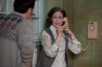 Vera Farmiga as Lorraine Warren in