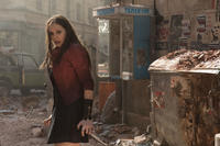 Elizabeth Olson as Wanda Maximoff in