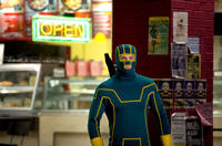 Aaron Taylor-Johnson as Kick-Ass in
