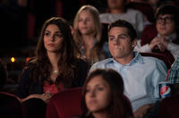 Victoria Justice as Jane and Dylan O'Brien as Dave in