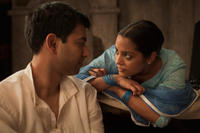Zaib Shaikh and Shahana Goswami in