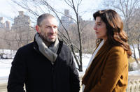 Mark Ivanir and Catherine Keener in