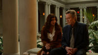 Catherine Keener and Christopher Walken in
