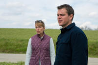 Frances McDormand as Sue Thomason and Matt Damon as Steve Butler in
