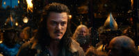 Luke Evans as Bard the Bowman in