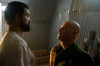Andrei Arlovski and Jean-Claude Van Damme in