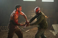 Scott Adkins and Jean-Claude Van Damme in