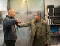 Dwayne Johnson and JD Pardo in